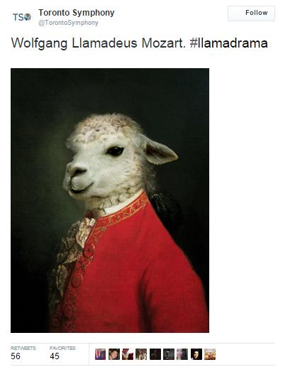llama blog - symphony